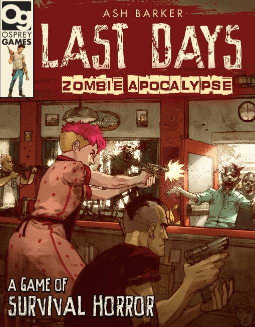 Last Days Zombie Skirmish