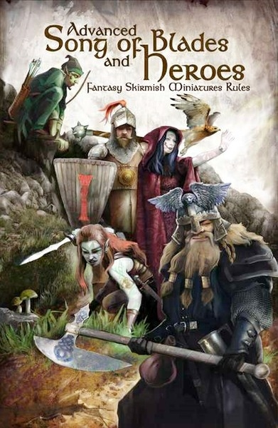 Song of Blades and Heroes Fantasy skirmish