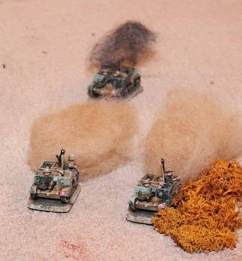 chain of command skirmish wargame