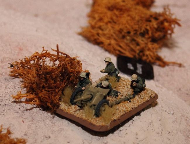 Chain of Command WW2 skirmish
