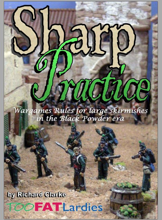 sharp practice skirmish wargame