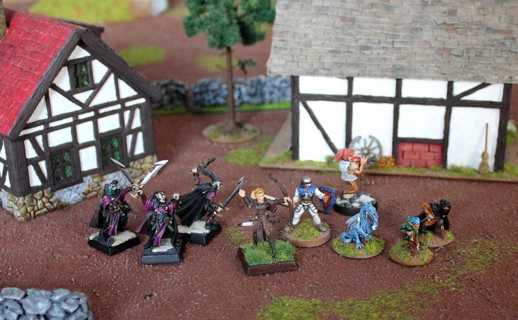 rangers of shadow deep skirmish fantasy
