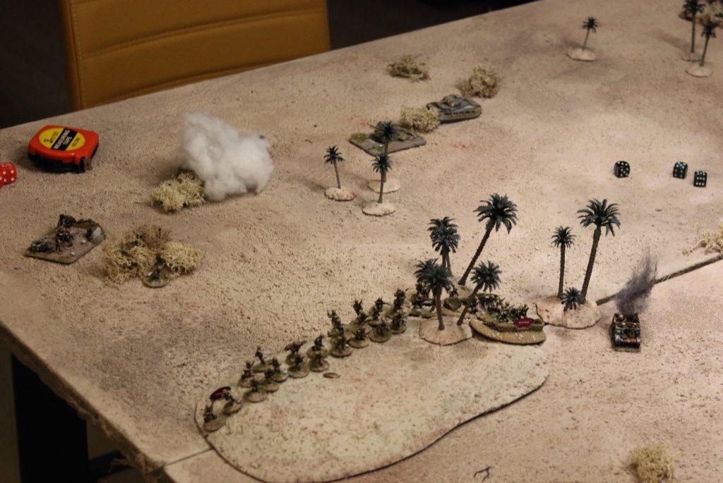 chain of command skirmish wargame