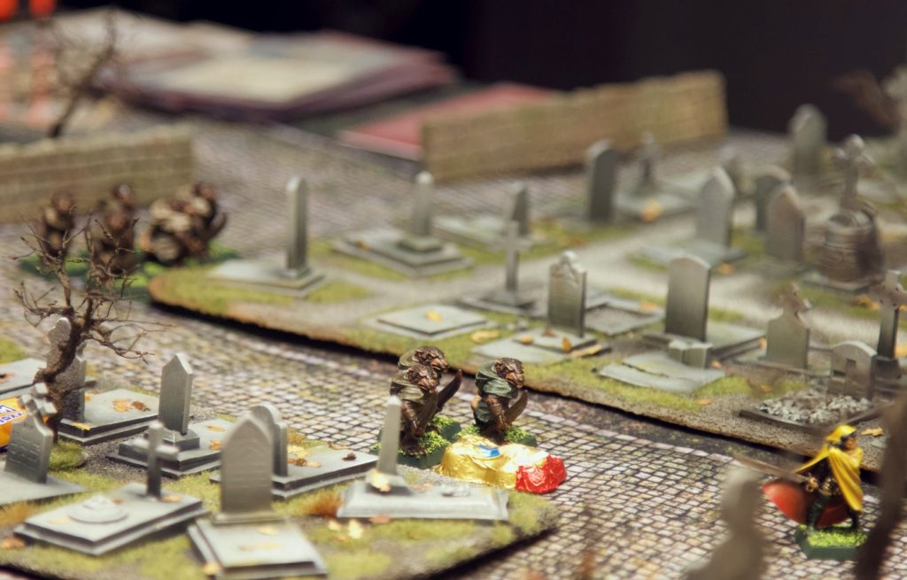 skirmish wargame halloween