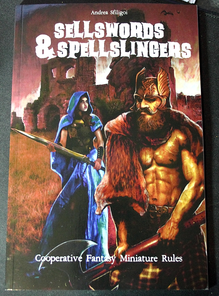 sellswords and spellslingers skirmish