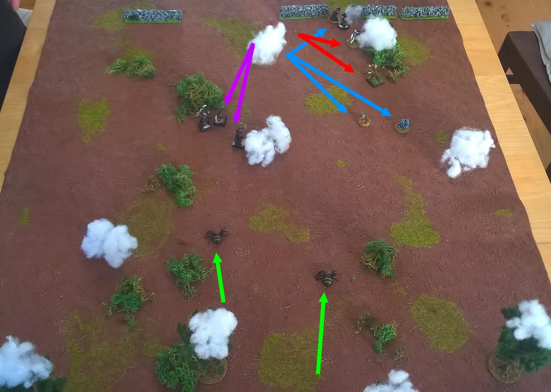 rangers of shadow deep skirmish