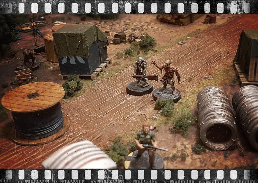 akula's rules skirmish zombies