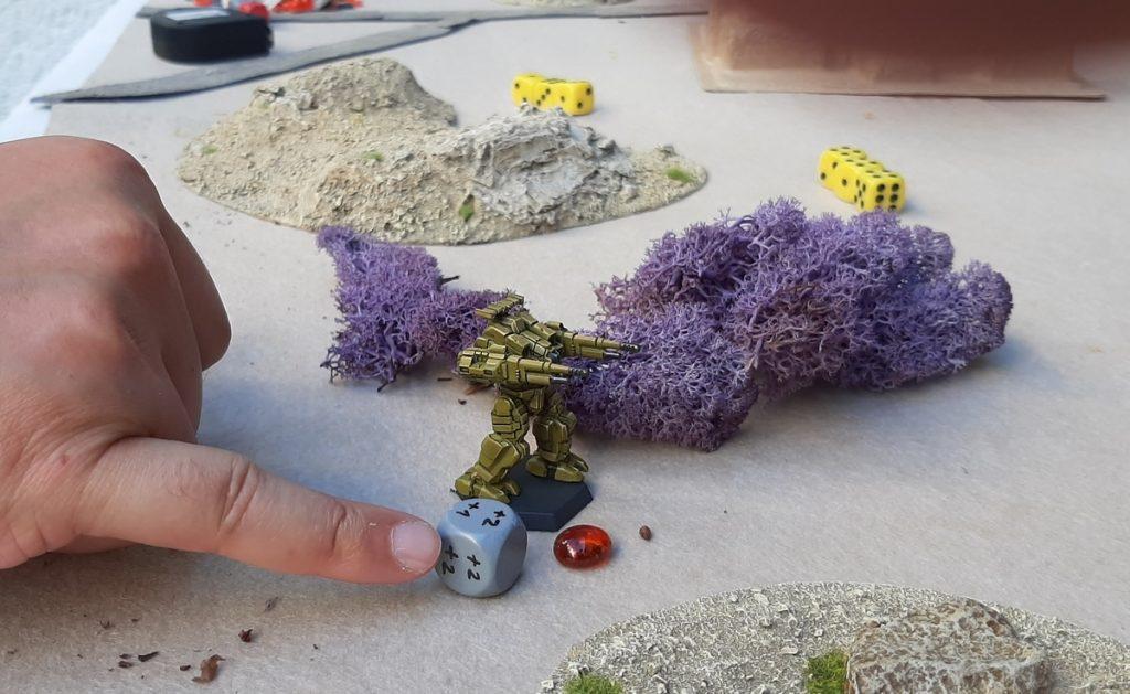 battletech skirmish