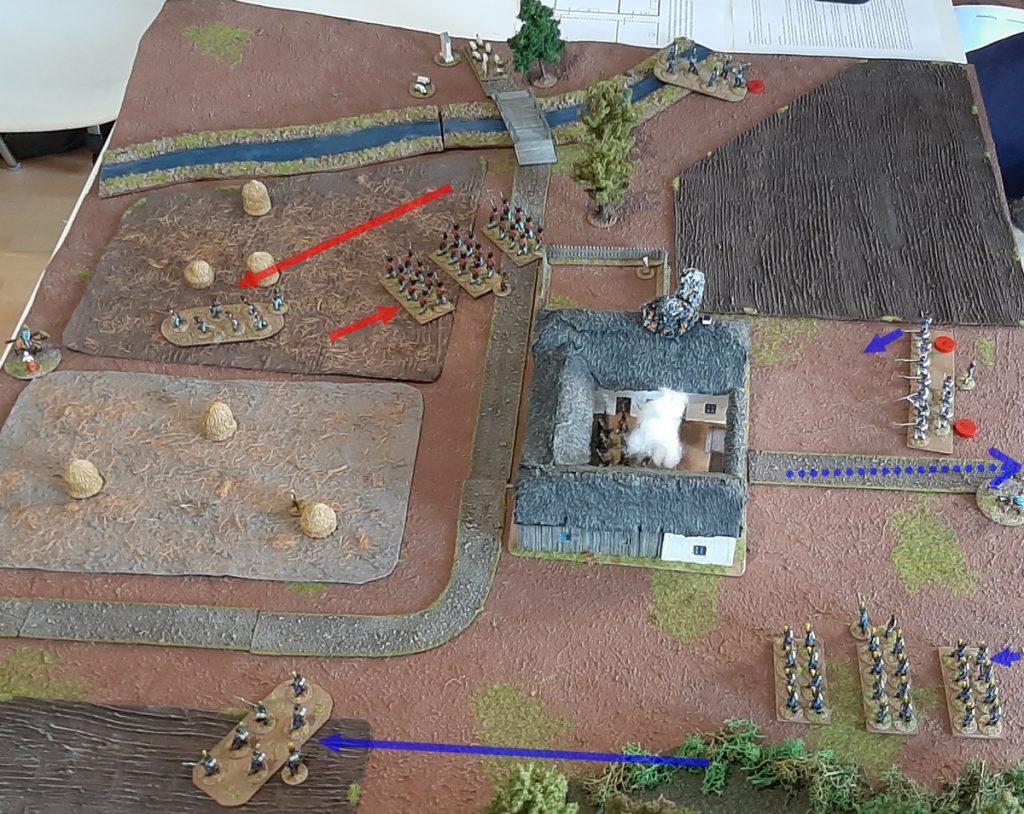 sharp practice skirmish