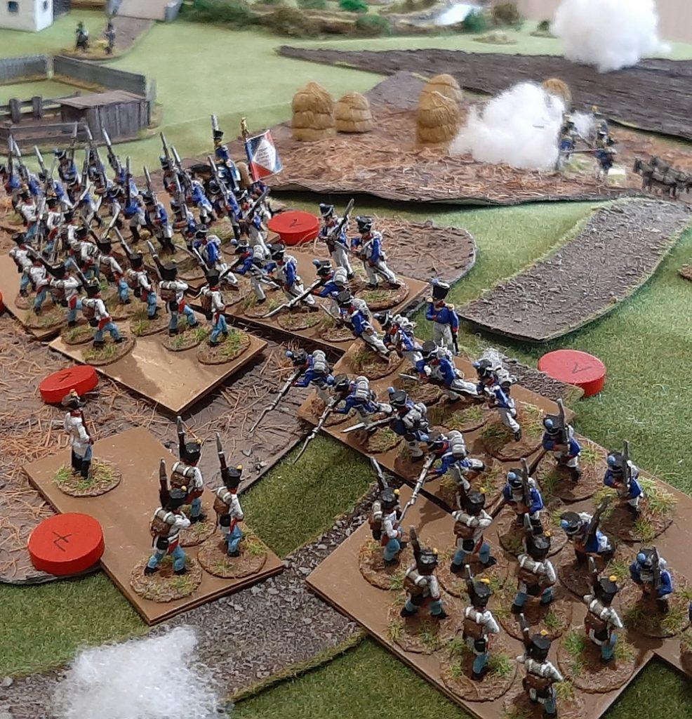 skirmish sharp practice